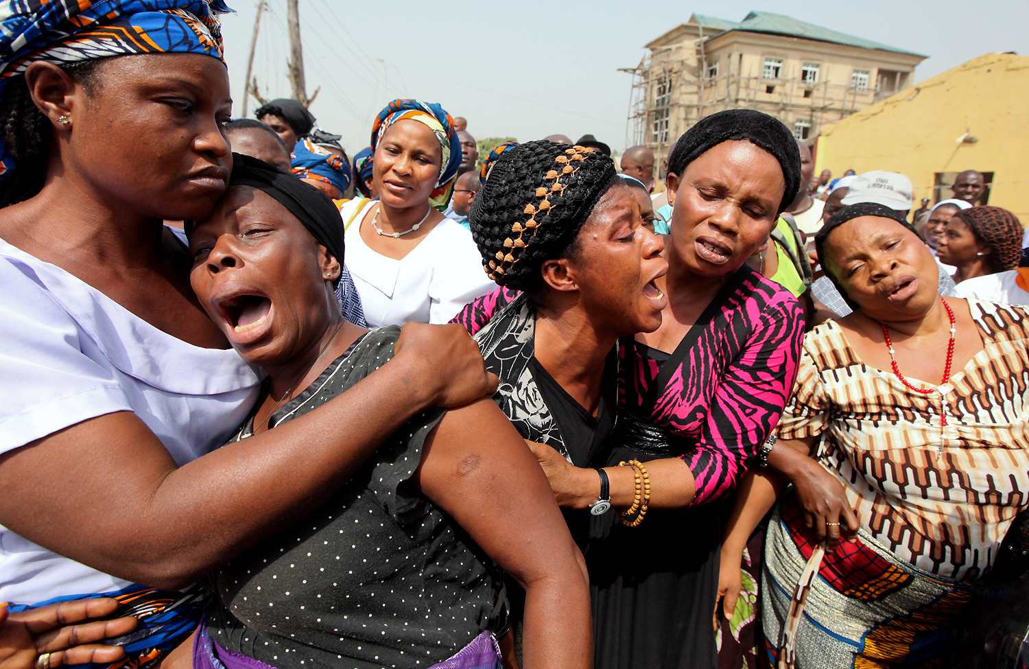 Report: Nigeria 'Close to' Genocide of Christians
